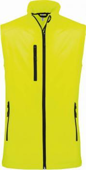 Dámská softshellová vesta - Výprodej