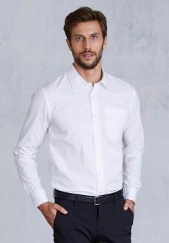 Pánská košile s dlouhým rukávem - Výprodej