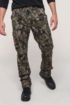 Pánské kapsáèové kalhoty