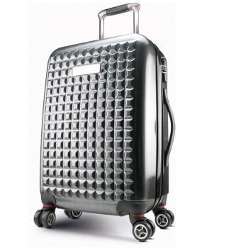 Kufr na koleèkách velký