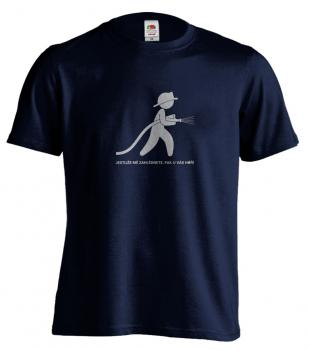 Pánské hasièské trièko s potiskem