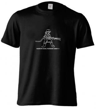 Pánské hasièské trièko