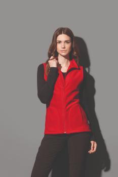 Dámská fleecová vesta Active