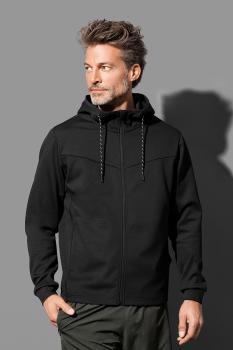Pánská mikina Hooded Scuba jacket