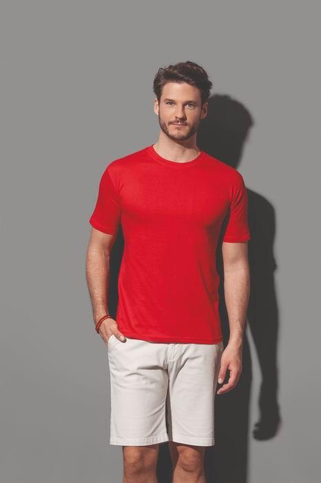Pánské trièko Fitted - zvìtšit obrázek